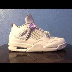 Air Jordan pure money 4's